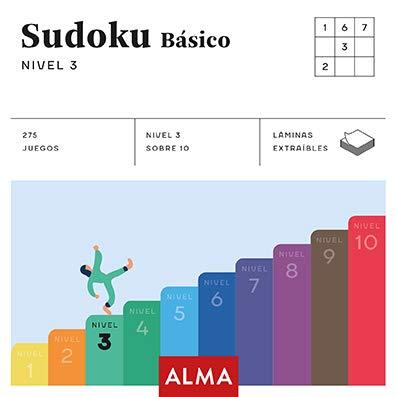 Sudoku Básico (Cuadrados de diversión)