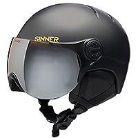 Sinner Lightweight Unisex Outdoor Skiing Helmet