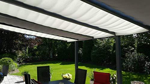 Seilspannmarkise Terrassen Sonnenschutz