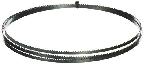 PROXXON 28174 Bandsägeblatt feinverzahn mit Feinverzahnung 24 Zähne/inch für Proxxon Bandsäge