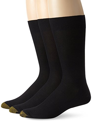 Gold Toe Men's Cotton Metropolitan Dressocks