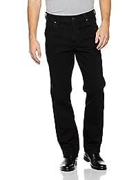Wrangler Herren Durable Regular Fit Straight Leg Jeans
