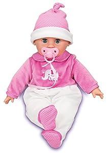 Simba 105149466-Laura weichkörp muñeca con Ojos Dormir