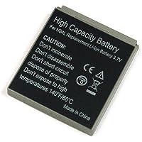 Troy Batterie Li Ion pour Canon NB 4L pour Canon PowerShot SD40 SD600 SD750 SD1000 SD1100 IS TX1