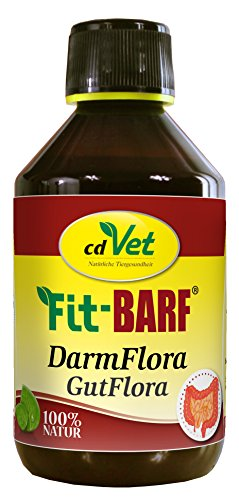 cdVet Naturprodukte Fit-BARF DarmFlora 250 ml