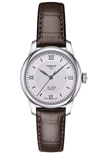 Tissot Damenuhr Le Locle Automatic Lady T006.207.16.038.00 (Tissot Uhr Damen Classic)