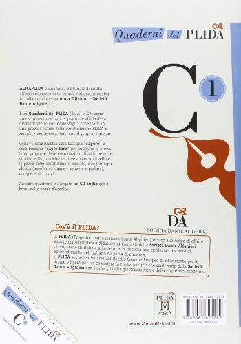 Quaderni del PLIDA. C1. Con CD Audio