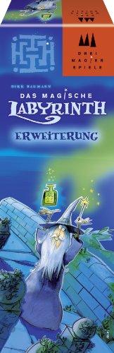Drei Magier Spiele 40856 Das Magische Labyrinth Erweiterung Brettspiel, Das Magische Labyrinth