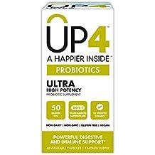 Uas Labs UP4 Probiotics, DDS1 Ultra, 60 Vegi Capsules