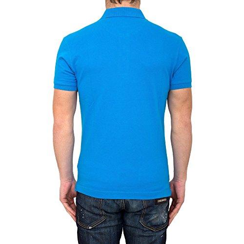 La Martina Herren Poloshirt Blau blau Blau