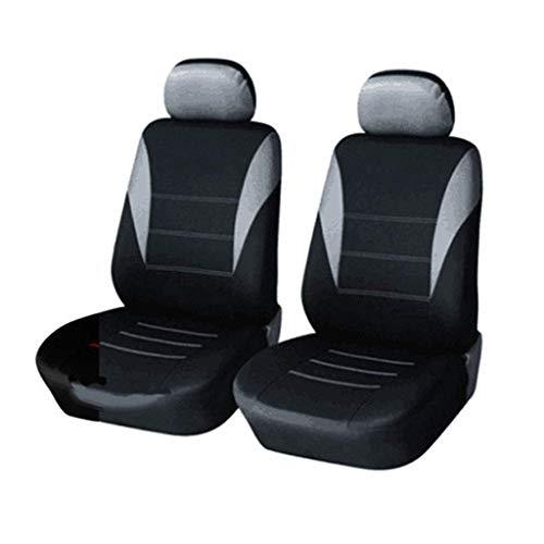 ShiBin Vollständig geschlossener Sitzbezugstoff voller EIS-Silk-Kissenbezug Vier Jahreszeiten Universal Car Cover Special Car Cover (Color : A)