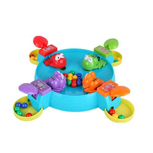 Kongqiabona Set of Hungry Frog Juguete Interactivo