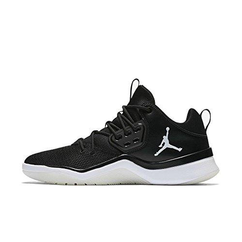Nike Herren Air Jordan DNA Schwarz Mesh/Synthetik Sneaker 42,5 (Turnschuhe Air Jordan Nike)
