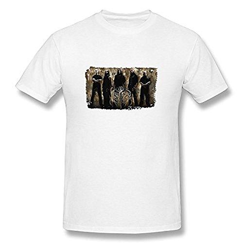 Men's Thyrfing Jens Ryden T Shirt White