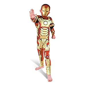 Iron Man 3 - Avengers - Childrens Fancy Dress Costume - Small - 104cm