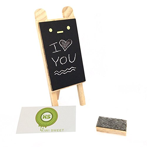bcony-in-legno-mini-lavagna-lavagnette-per-messaggi-board-segni-per-feste-e-matrimoni-impostazione-d