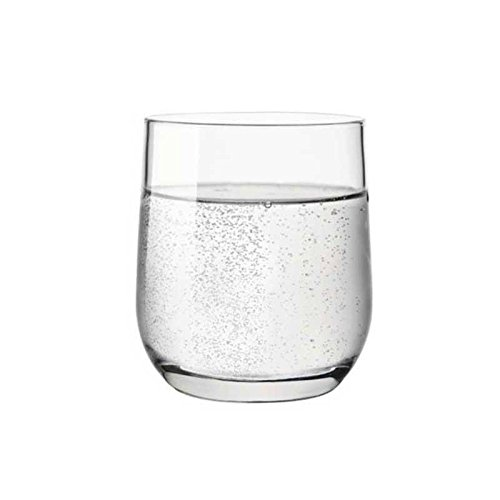 Set 6Gläser Wasser Wein DOF-41CL Linie Bormioli Reserve Kristallglas Dof Gläser Set