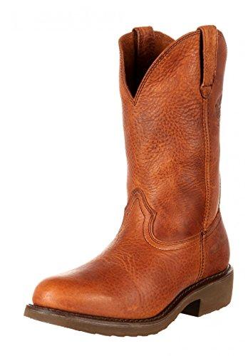 Fb Fashion Stivali Georgia Boot G003 M Carbonio-tec Wellington Copper / Herren Westernstiefel Braun / Herrenstiefel Copper (weite M)