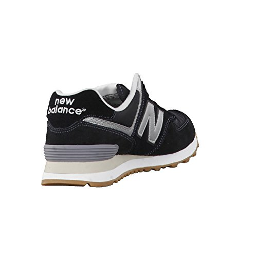 New Balance Ml574hrt, Sneakers basses homme Noir