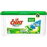 Le Chat Expert Lessive Liquide en Dose 32 Doses/32 Lavages