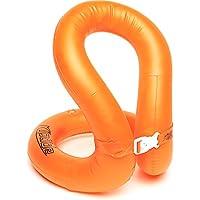 riptide Schwimmhilfe - Schwimmweste zum Aufblasen für Kinder und Erwachsene | Schwimmtrainer, aufblasbar | 3 Größen