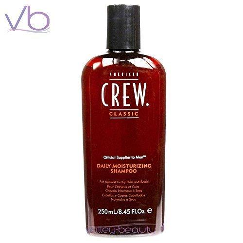 American Crew Daily Moisturizing Shampoo 8.45 oz by AMERICAN CREW - American Crew Daily Moisturizing Shampoo
