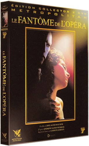 Le Fantôme de l'opéra - Édition Collector 2 DVD [Édition Collector]