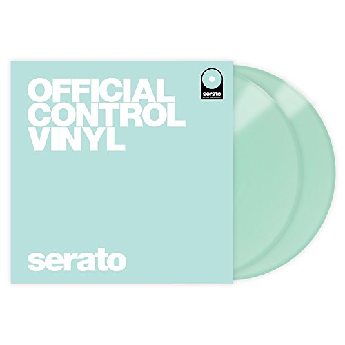 Serato Performance Control Vinylplatte 12Zoll 2Stück Assorted Glow In Dark