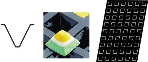 Flexipan 336012 Pyramid Nonstick Sheet Mold by Matfer Bourgeat Flexipan Non-stick Sheet