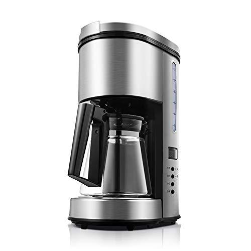 YJSY Kaffeemaschinen-Tropf-Typ 1.5L Edelstahl Einknopfsteuerung, kann eingeplant Werden,...