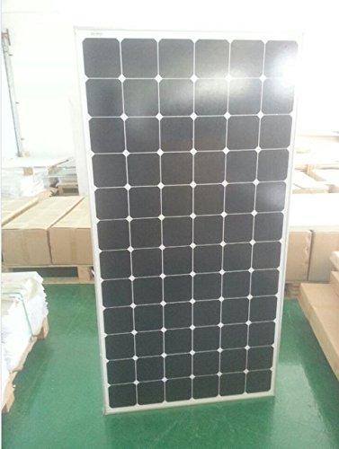 Larga vida de servicio; las células solares de alta eficiencia; Especial diseño de marco de aluminio; vidrio templado de alta transmisión, baja plancha; Advanced Cell; Mono panel solar de encapsulación 135W ~ 155W 156* 1563,75W ~ 4.31W 4* 9= ...