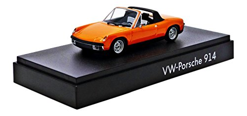 Minichamps–811099300K2Y–Porsche–914–1970–Maßstab 1/43 (Porsche 914 Modell)