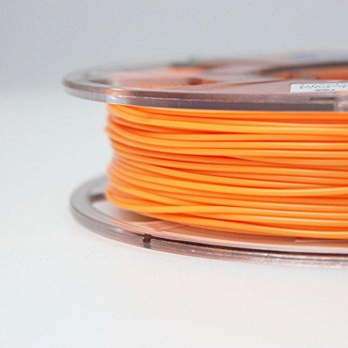 Sculpto Filament ORANGE 0.5 KG spule für 3D Drucker, PLA, Roller, Gutes Qualität