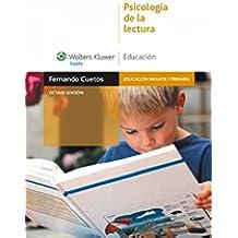 Psicología de la lectura (Educación infantil y primaria)