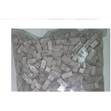 CUIT 2953K. 1kg piedras miniatura para maquetas. Marrón grisáceo con vetas.