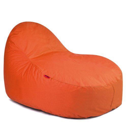 pushbag Pouf Slope XL Plus (100% polyester), 140 x 115 x 80 x 30 cm, 900L