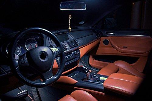 Kit illuminazione interna a LED in Xenon Bianco Adatto per Honda Civic 5DR
