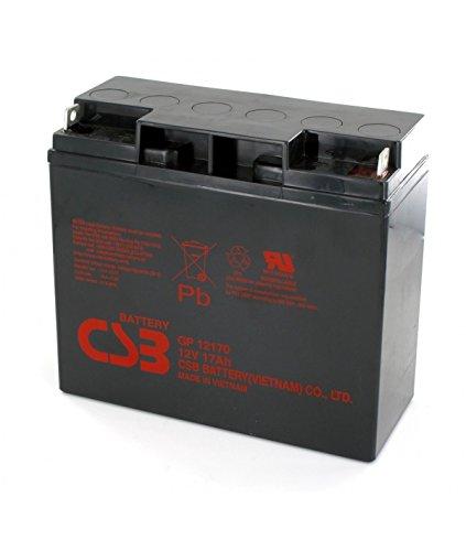 CSB Battery GP12170 Netzteil
