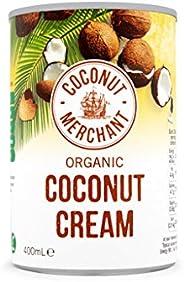 Crema di Cocco Biologica 400ml Confezione da 6 Coconut Merchant