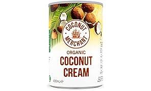 Crema de Coco Orgánico 400ml x 6