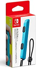Nintendo - Joycon Strap, Color Azul (Nintendo Switch)
