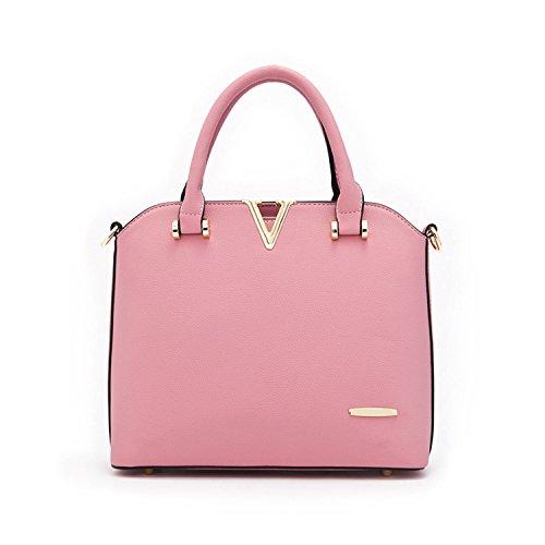 Miyoopark, Borsa a mano donna Pink