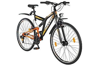tretwerk DIREKT gute Räder Leader Chicago Street 28 Zoll ATB Mountainbike, Herren-Fahrrad