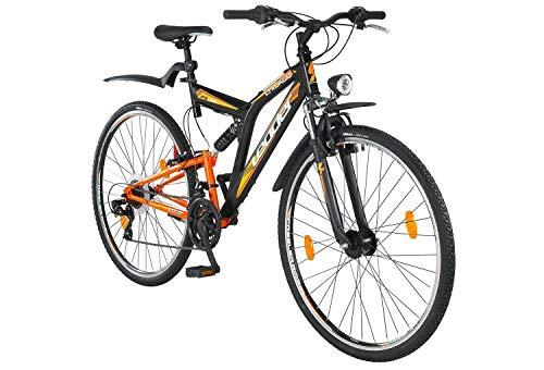 tretwerk DIREKT gute Räder Leader Chicago Street 28 Zoll ATB Mountainbike, Herren-Fahrrad -
