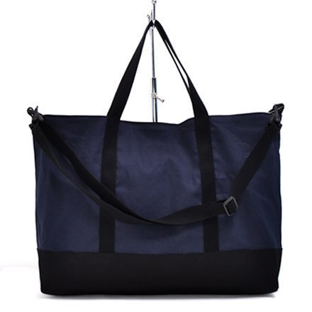 Gusset lesson bag deep navy made in Japan N0907500 of the fashion Kids (japan import)