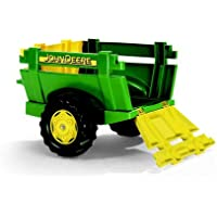 Rolly Toys 122103 Franz Cutter Farm John Deere Trailer Toy