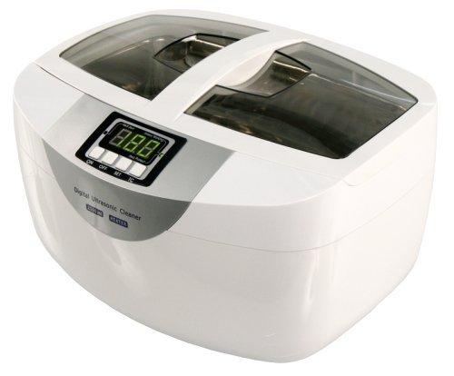 Preisvergleich Produktbild Ultraschall-Reinigungsgerät McPower ''USR-2500''. 170 W. 2.100 ml Volumen. 5 Timerstufen