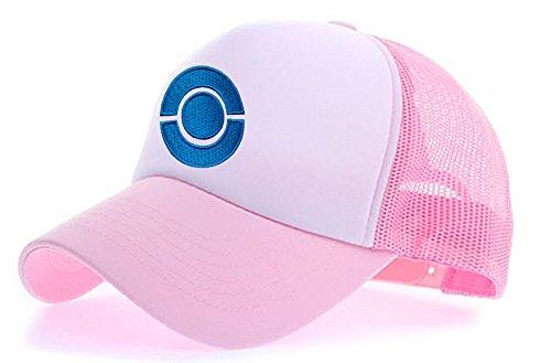 myglory77mall Anime Hut für Herren Einheitsgröße L.pink/white t2