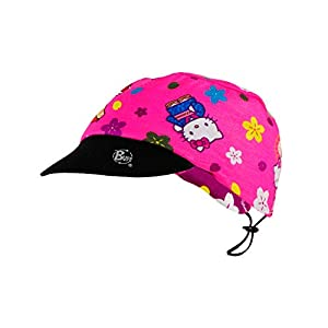 Buff Junior Visor Evo 2 Hello Kitty Kimono Multifunktionstuch Schlauchtuch