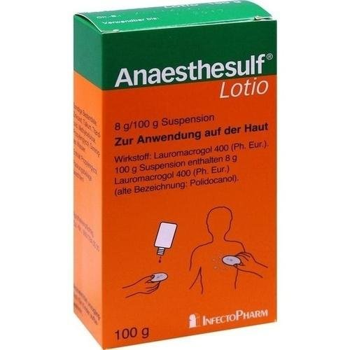 Anaesthesulf Lotio, 100 g